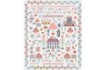 Riverdrift House - Jane Austen Sampler (Cross Stitch Kit)
