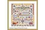 Riverdrift House - Windsor Castle (Cross Stitch Pattern)