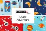 Studio E - Space Adventure Collection