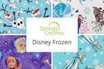 Springs Creative - Disney Frozen Collection