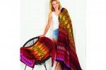 Stylecraft CAL - Queen Blanket - Tequila Sunrise Queen - STANDARD Small Blanket (Yarn Pack)