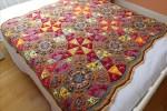 Catherine Bligh - Kaleidoscope Blanket CAL - Tequila Sunrise (Stylecraft Yarn Pack)