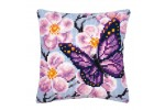 Vervaco - Butterfly Cushion (Cross Stitch Kit)