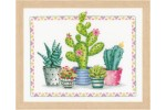 Vervaco - A Plant Corner (Cross Stitch Kit)