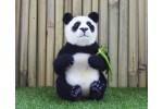 World of Wool - Pepe the Panda (Needle Felting Kit)