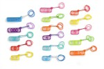 Yarnistry - Hook/Needle Sizer Set - Set of 16 - Bright - US