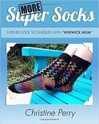 Winwick Mum - More Super Socks (Book)