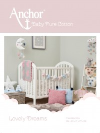 Anchor - Baby Pure Cotton - Lovely Dreams (book)
