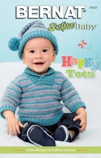 Bernat 530223 - Happy Tots in Softee Baby (booklet)