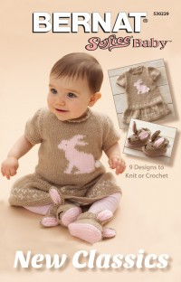 Bernat 530229 - New Classics in Softee Baby (booklet)