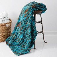 Bernat - Big Basketweave Blanket in Bernat Blanket (downloadable PDF)