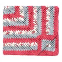 Bernat - Big Granny Baby Blanket in Softee Baby (downloadable PDF)