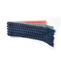 Bernat - Crochet Color Block Bobble Scarf in Roving (downloadable PDF)