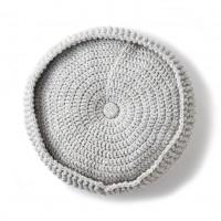 Bernat - Crochet Pet Bed in Softee Chunky (downloadable PDF)