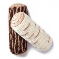 Bernat - Crochet Timber Pillows in Softee Chunky (downloadable PDF)