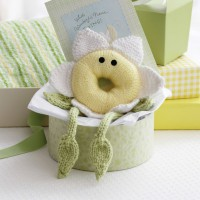 Bernat - Daisy Toy in Softee Baby (downloadable PDF)