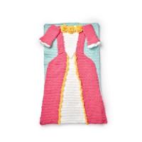 Bernat - Dreamy Princess Crochet Snuggle Sack in Blanketv (downloadable PDF)