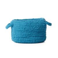 Bernat - Garter Knit Basket in Blanket Extra (downloadable PDF)