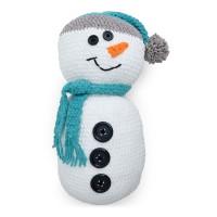 Bernat - Giant Crochet Snowman in Blanket (downloadable PDF)