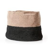 Bernat - Handy Crochet Basket in Maker Outdoor (downloadable PDF)