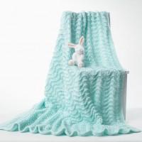 Bernat - Knit Baby Blanket in Softee Baby  (downloadable PDF)