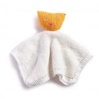 Bernat - Knit Lovey in Softee Blanket Tiny  (downloadable PDF)