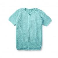 Bernat - Minimalist Knit Jacket in Softee Chunky (downloadable PDF)