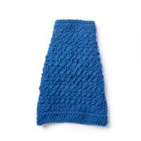 Bernat - Crochet Dog Coat in Blanket Pet (downloadable PDF)