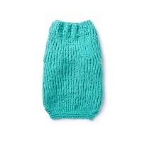 Bernat - Knit Dog Coat in Blanket Pet (downloadable PDF)