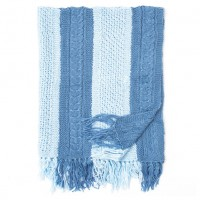 Bernat - Knit Blanket in Satin (downloadable PDF)