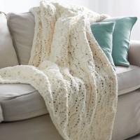 Bernat - Seaside Blanket in Blanket (downloadable PDF)
