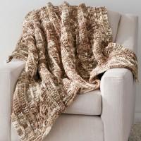 Bernat - Slip Stitch Blanket in Blanket (downloadable PDF)