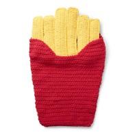 Bernat - Small Fry Crochet Sleep Sack in Blanket Brights (downloadable PDF)