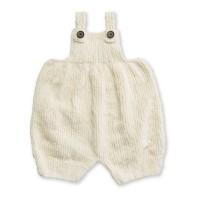 Bernat - Tiny Knit Romper in Baby Blanket Tiny (downloadable PDF)