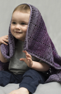 Cascade W694 - Bixby Blanket in 220 Superwash Wave (downloadable PDF)