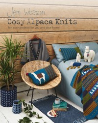 Jem Weston - Cosy Alpaca Knits (book)