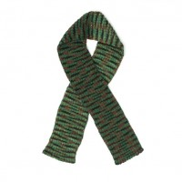Caron - Camouflage Scarf in Simply Soft Camo (downloadable PDF)