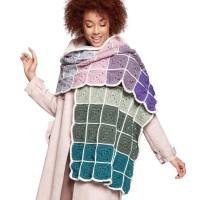 Caron - Crochet Color Chip Wrap in Pantone (downloadable PDF)