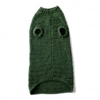 Caron - Crochet Dapper Pup Sweater in Simply Soft (downloadable PDF)