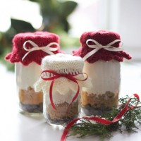 Caron - Gift Jar Toppers in Simply Soft (downloadable PDF)