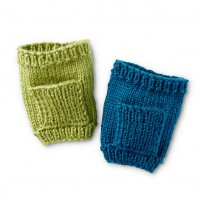 Caron - Knit Pocket Cup Cozy in Simply Soft (downloadable PDF)