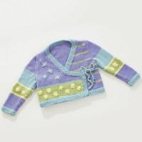 Caron - Nordic Kimono in Simply Soft (downloadable PDF)