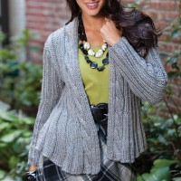 Caron - Swing Jacket in Simply Soft (downloadable PDF)