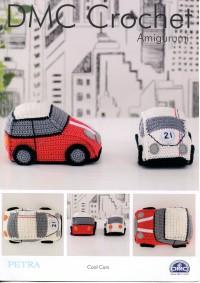 DMC 15325L/2 Crochet Cool Cars (Leaflet)