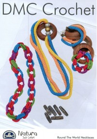 DMC 15435L/2 Round The World Necklaces (Leaflet)