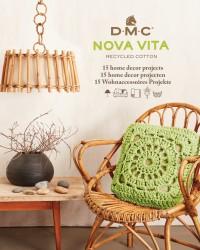 DMC Nova Vita No.12 - 15 Home Decor Projects (book)
