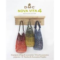 DMC Nova Vita No.4 - 16 Projects for Bags & Accessories (book)