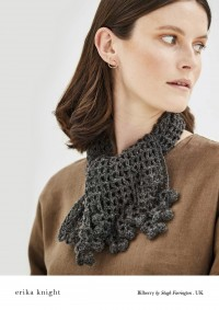 Erika Knight Yarn Collection Bilberry (Leaflet)