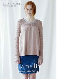 Erika Knight Yarn Collection Camellia (Leaflet)