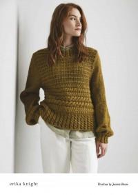 Erika Knight Yarn Collection Dunbar (Leaflet)